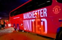 Manchester United melduje się w Hotelu Gdańsk