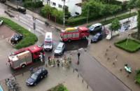 Wypadek przy Beniowskiego na Przymorzu