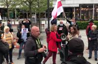 Krzyk dla Białorusi. Manifestacja w Sopocie