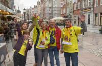 Kibice Villarreal na Długiej
