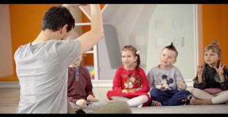 Zajęcia teatralne z Lira Kids