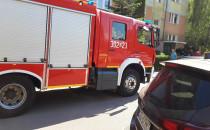 Strażacy przyjechali do fałszywego alarmu...