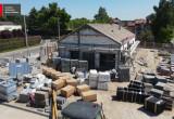 Budowa przystani na Wyspie Sobieszewskiej