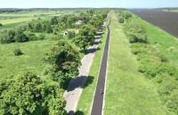 Nowa droga rowerowa na Wyspie Sobieszewskiej