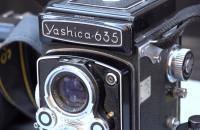 Spacer fotograficzny z analogami