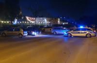 Policja pilnuje 100czni