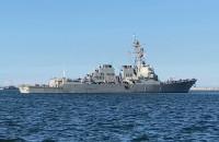 USS Roosevelt DDG80 wszedł do gdyńskiego portu