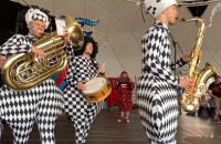 Kolorowy festiwal cyrkowy w Gdańsku