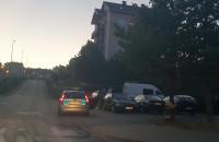 Policja bada pożar na Ujeścisku