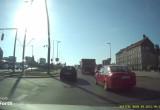 Szalona jazda na rowerze