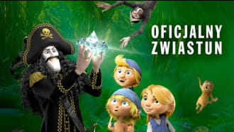 Kapitan Szablozęby i magiczny diament - zwiastun