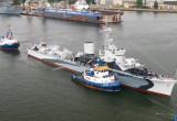 ORP Błyskawica cumuje przy nabrzeżu prezydenckim w Gdyni