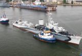 ORP Błyskawica znów cumuje przy nabrzeżu prezydenckim w Gdyni