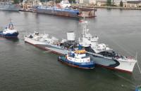ORP Błyskawica znów cumuje przy Nabrzeżu Prezydenta w Gdyni