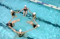 Podwodna choreografia
