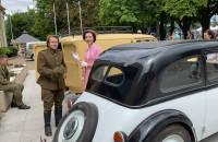 Autopiknik przy Muzeum Marynarki Wojennej