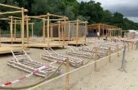 Nowa knajpa plażowa powstaje w Orłowie