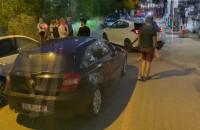 Trwa zlot sportowych samochodów w Oliwie