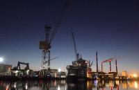Nocny rejs po gdańskich stoczniach