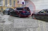 Blokady na kołach w Sopocie