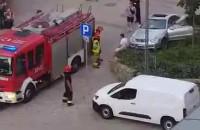 Gdańsk Garnizon - specyficzne parkowanie