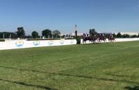 Trwają wyścigi konne na hipodromie w Sopocie