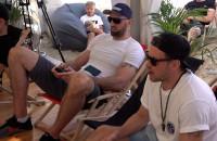 Marcin Gortat i fani e-sportu opanowali plażę