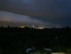 Znowu nadciąga burza nad Trójmiasto