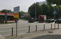 Wypadek z udziałem tramwaju
