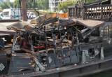 Czarna Perła po wypadku na Motławie
