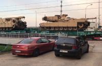 Transport wojskowy we Wrzeszczu