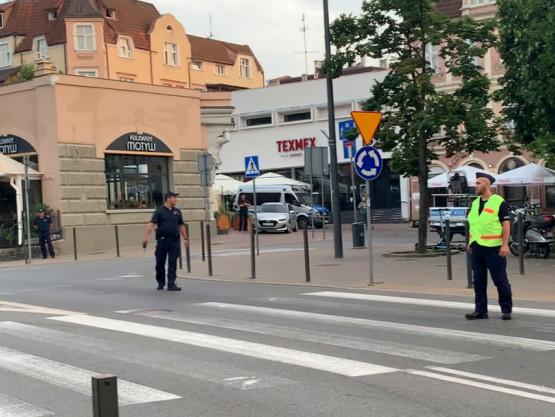 Policja blokuje Monciak ws. Iwony Wieczorek