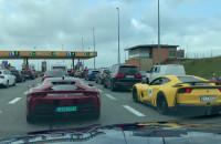 Ferrari zbliżają się do Gdańska