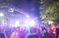 Silent disco na Open'er Park