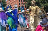 Parada otwarcia Jarmarku św. Dominika 2021