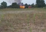 Pożar na Stogach