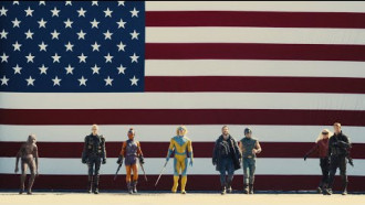Legion samobójców. The Suicide Squad - zwiastun