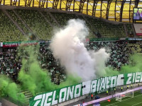 Lechia Gdańsk - Wisła Płock 1:0. Race