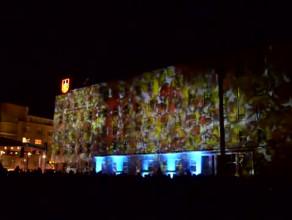 Gdyńska iluminacja świąteczna
