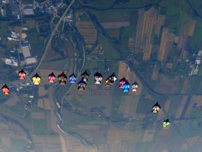 Rekord świata spadochroniarzy z Trójmiasta