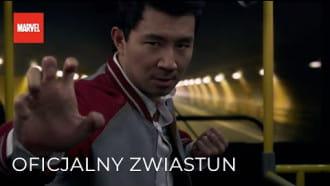 SHANG-CHI i legenda dziesięciu pierścieni - zwiastun
