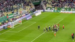 Lechia Gdańsk - Legia Warszawa 3:1. Po meczu