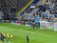 Arka Gdynia - Korona Kielce 0:0. Co na to kibice?
