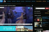 Nowa prezentacja banera w playerze - TV