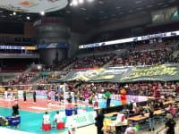 Wielka sektorówka  w Ergo Arena