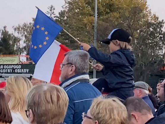 Protest w Gdyni