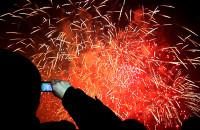 Powitanie Nowego Roku w Gdańsku i Gdyni