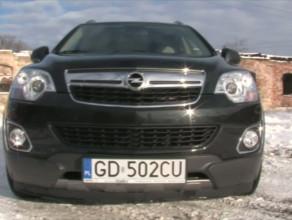 Opel Antara. Nowy, stary znajomy