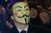 Gdyński protest przeciwko ACTA