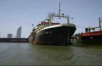 Połowy krylu na statku Dalmor II